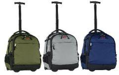 Рюкзак-чемодан на колёсах Take It Easy.