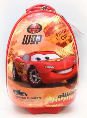 """Детский дорожный чемодан  """"Тачки """", HEYS Global USA."""